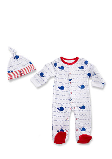 Baby Aspen™ Nautical PJ's Gift Set