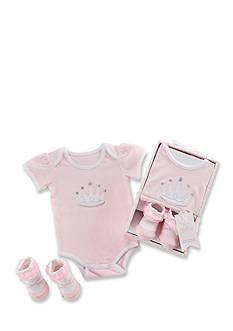 Baby Aspen™ Little Princess Bodysuit And Sock Gift Set