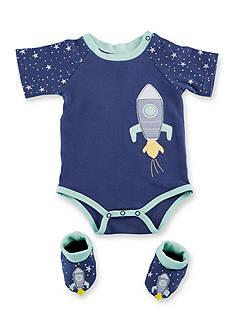 Baby Aspen™ Cosmo Tot Spaceship 2-Piece Gift Set