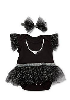 Baby Aspen™ My First Party Dress with Headband Set