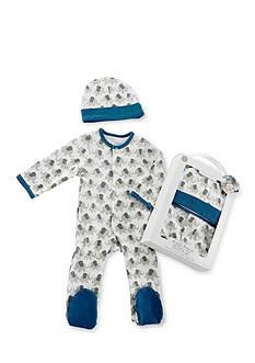 Baby Aspen™ Little Peanut Elephant Pajama Gift Set