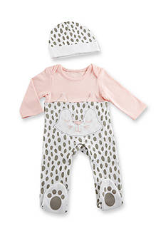 Baby Aspen™ Trendy Baby Kitty 2-Piece Pajama Gift Set