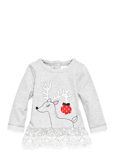 Nursery Rhyme® Lace Top