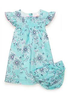 Nursery Rhyme Pleated Dress