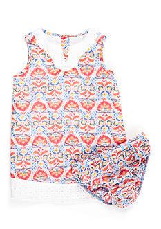 Nursery Rhyme Printed Dress Set