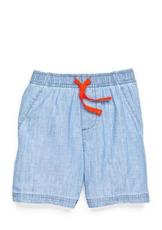 Nursery Rhyme Chambray Shorts