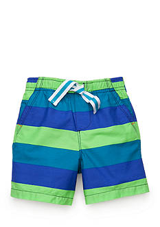 Nursery Rhyme Striped Shorts