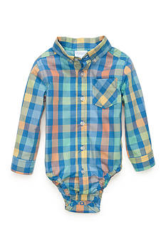 Nursery Rhyme® Plaid Bodysuit