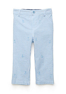 Nursery Rhyme® Striped Anchor Pants