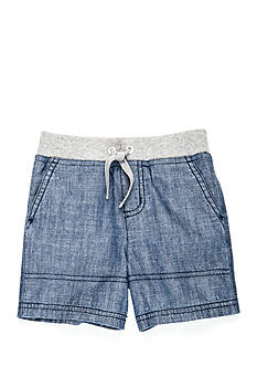 Nursery Rhyme Chambray Shorts