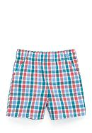 Nursery Rhyme® Plaid Shorts