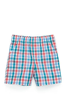 Nursery Rhyme Plaid Shorts