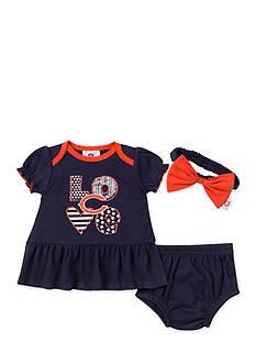 NFL Chicago Bears 3-Piece Dress Set