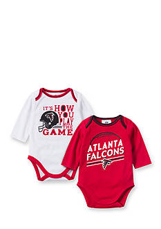 NFL Atlanta Falcons 2-Pack Bodysuit Set