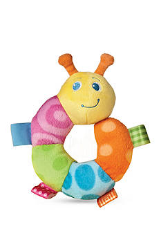 Taggies™ Colors Caterpillar Rattle