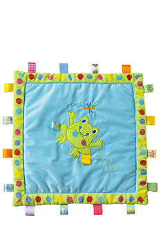 Taggies™ Spotted Frog Cozy Blanket - Online Only