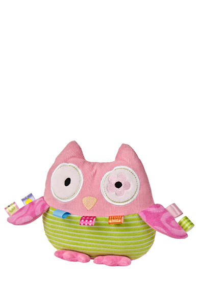 Taggies™ Oddles Owl Soft Toy