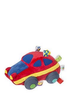 Taggies™ Wheelies Sports Car Soft Toy