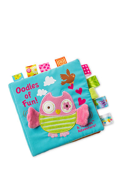 Taggies™ Oodles of Fun Owl Soft Book