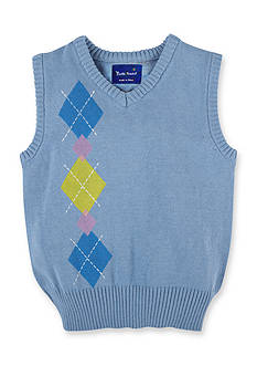 Beetle & Thread™ Argyle Sweater Vest