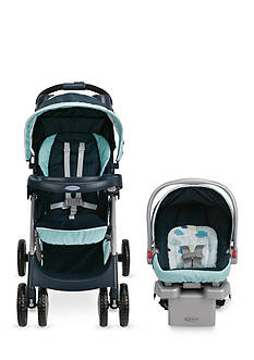 Graco® Comfy Cruiser™  Click Connect™  Travel System - Stratus