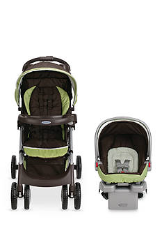 Graco® Comfy Cruiser™  Click Connect™  Travel System - Go Green
