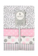 Carter's® 4 Pack Multi-Print Flannel