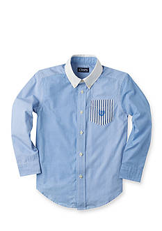 Chaps Oxford Party Shirt Toddler Boys