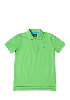 Chaps Solid Polo Shirt Toddler Boys