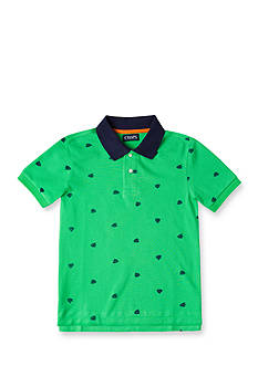 Chaps Tropical Fish Polo Toddler Boys