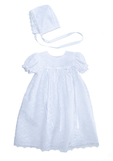The Children's Hour Lace Dress Set