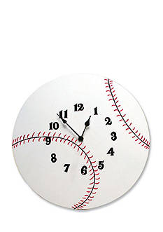 Trend Lab® Little MVP Baseball Wall Clock