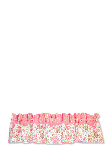 Trend Lab® Paisley Park Window Valance - Online Only