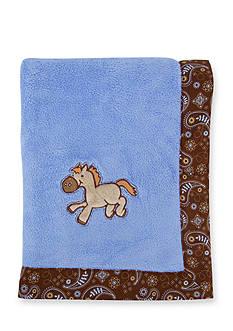Trend Lab Cowboy Baby Framed Blanket