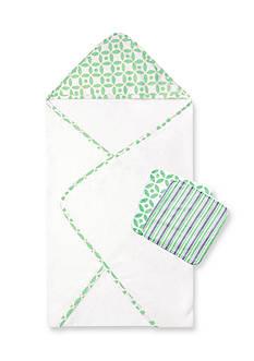 Trend Lab Lauren 3-Pack Bath Bundle Box Set