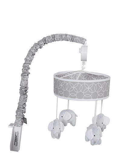 Trend Lab® Circles Gray Musical Crib Mobile