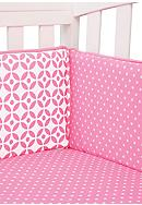 Trend Lab® Lily Crib Bumpers