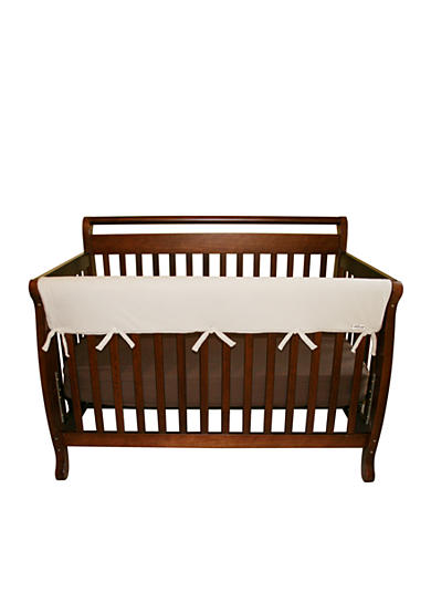 Trend Lab® Natural Cream CribWrap® Wide Rail Cover - Long