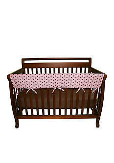 Trend Lab® Crib Wrap Wide Rail Cover - Long