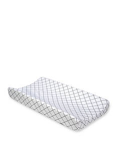 Trend Lab Versailles Black and White Changing Pad Cover