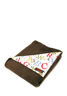 Trend Lab Dr. Seuss™ ABC Receiving Blanket