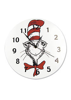 Trend Lab® Dr. Seuss The Cat in the Hat Wall Clock