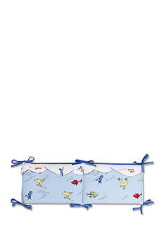 Trend Lab® Dr. Seuss™ One Fish, Two Fish Crib Bumpers
