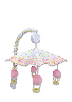 Trend Lab Dr. Seuss™ Oh, The Places You'll Go Pink Musical Crib Mobile