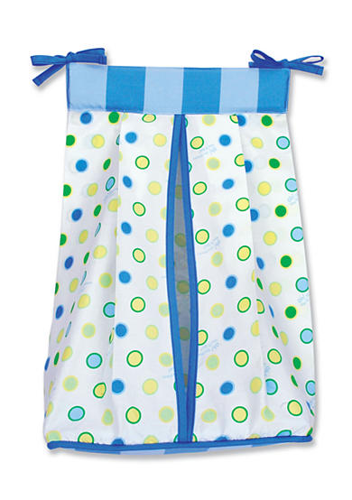 Trend Lab® Dr. Seuss™ Oh, The Places You'll Go! Blue Diaper Stacker