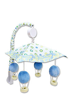 Trend Lab Dr. Seuss™ Oh, The Places You'll Go! Blue Musical Crib Mobile