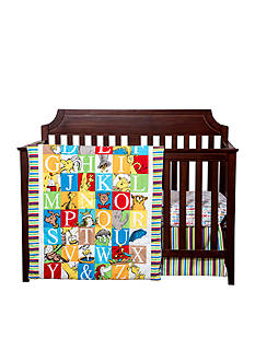 Trend Lab® Dr. Seuss™ Alphabet Seuss 3-Piece Crib Bedding Set