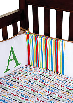Trend Lab® Dr. Seuss™ Alphabet Seuss Crib Bumpers