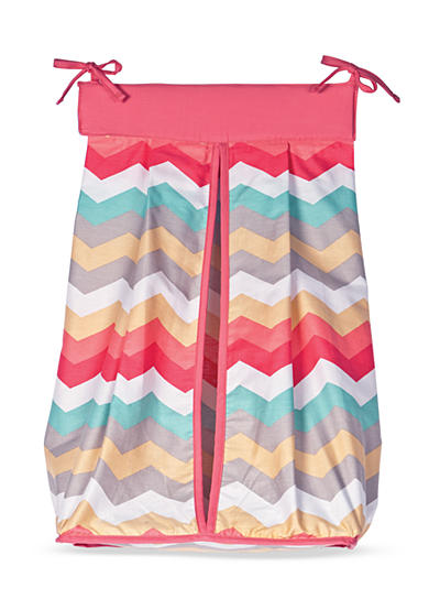 Trend Lab® Waverly Pom Pom Play Diaper Stacker