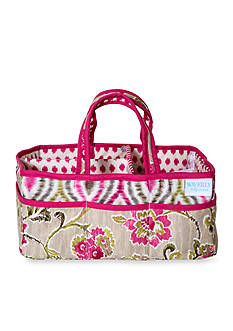 Waverly Jazzberry Diaper Caddy - Online Only